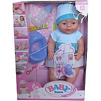 Кукла Baby Born 37 см мальчик и девочка (YL 1710)