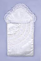 Конверт для новорожденных торжественный на выписку 2004