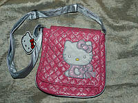 Детская розовая сумочка Hello Kitty для девочек 06