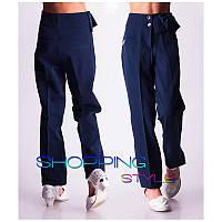 Зимние школьные брюки