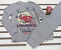 Пижама трикотажная для мальчика  ТМ Робинзон хлопковая размер 104