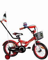 Велосипед двухколесный Rbike 16 дюймов Arti 116K