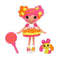 Кукла Minilalaloopsy Кэнди из серии Праздник в стране Lalaloopsy, (с аксессуарами) 533887 ТМ: Lalaloopsy