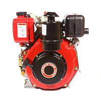 Двигатель, дизель, 6 л.с , электростартер WEIMA WM178FЕ (для мотоблока WM1100)