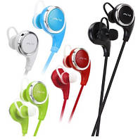 Беспроводные спортивные Bluetooth наушники Y8 с микрофоном.