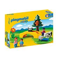 Игровой набор «Тропинка на лугу» серии «1.2.3» 6788 ТМ: Playmobil