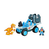 """Игровой набор """"Динозавр на транспорте"""", (в ассорт.) B0534EU4 ТМ: Hasbro"""
