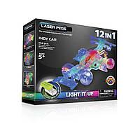Конструктор Автомобиль 12 в 1 870b ТМ: Laser Pegs