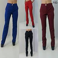 Модные женские брюки о-5412161