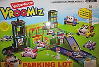 Паркинг Врумиз+ 4 машинки