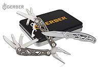 Набор GERBER (гербер) (мультитул SUSPENSION +нож MINI PARAFRAME) - 31-003096