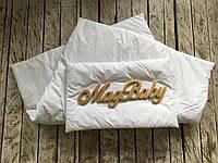 Одеяло и подушка для малыша
