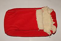 Спальный мешок для новорожденного в коляску.