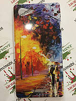 Чехол  для Sony Xperia E3 D2202/D2212 (Картина)