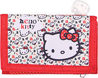 Детский кошелек для девочки Хеллоу Китти (hello kitty) Kite