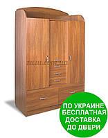 Шкаф детский ШДУ-4 Разные размеры и раскраски. Можно покупать отдельные комплектующие.