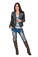 Женская куртка Косуха (серый)