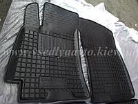 Передние коврики в салон DAEWOO Lanos/Sens (Автогум AVTO-GUMM)