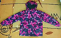 Зимняя термо куртка Parallel, на 11-12 лет. Состояние идеальное, близко к новому, шуршит. Непромокаемая