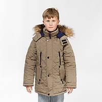 Зимняя куртка для мальчика Оскар зима (размеры 32-42)