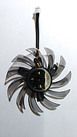 Кулер Охлаждение для видеокарты WindForce 3X HD7950 HD7970 GV-R797OC-3GD 128010SM 0.2a 3pin 60мм провод