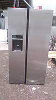 Холодильник side by side Grundig Led A+++ Инвертор Сенсоный