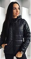 Куртка женская с капюшоном, фото 1