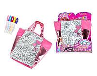 """*Сумка Fashion Bag """"Алмазный блеск"""", 5 перманентных маркеров Simba 6372377"""