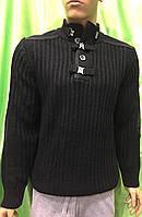 Тёплые качественные турецкие мужские свитера