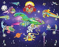 Детские фотообои Walltastic Приключения пришельцев