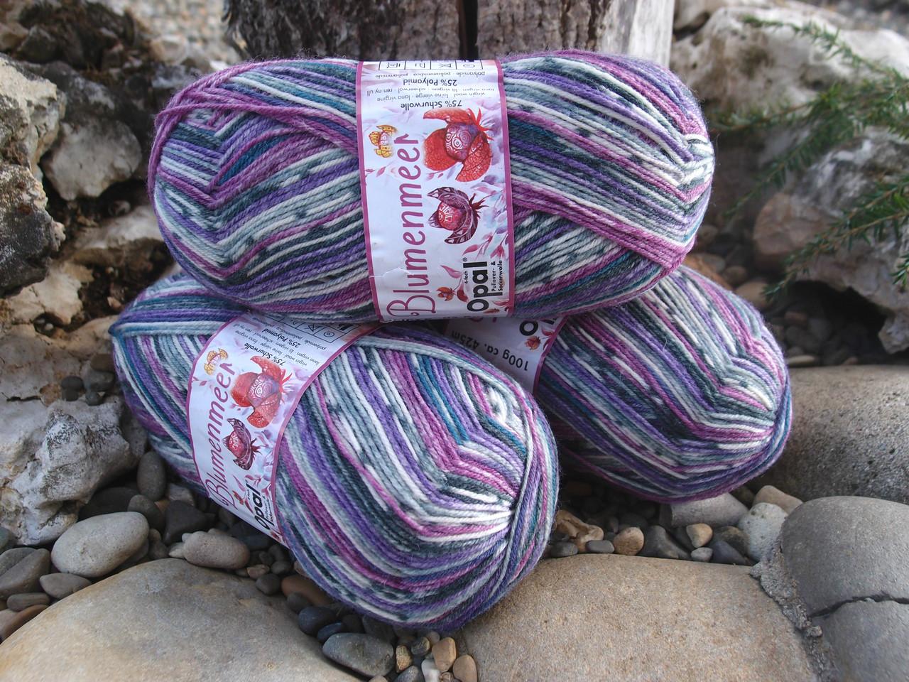 Вязание носков пряжа 33