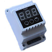 Терморегулятор  PLAST, Диапазон регулирования: +4...+999°С(K) +600°С(L)