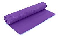 Коврик для фитнеса Yoga mat YG-066, 6mm.