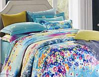 Жаккардовое постельное белье Гобелен Prestij Textile 97547