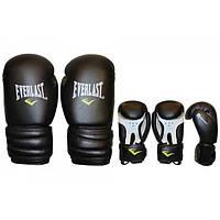 Перчатки боксерские  Everlast MA-5018-BK
