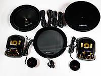 Компонентные динамики Megavox MJW-SP683 16см 380Вт. Хорошее качество. Автомобильная акустика. Код:КДН850