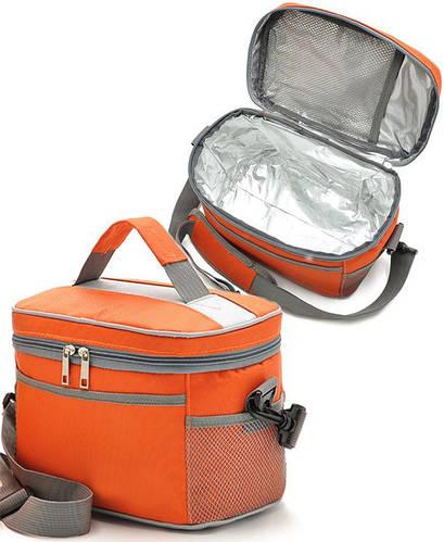 Оригинальная сумка-холодильник из полиэстера 12 л. Traum 7012-02