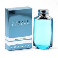 Мужская туалетная вода Azzaro Chrome Legend for Men Eu de Toilette (EDT) 75ml