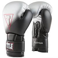 Боксёрские Перчатки TITLE PLATINUM PROCLAIM TRAINING GLOVES