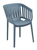 "Кресло ""Патио"" (ПЛ серый, сланец)"