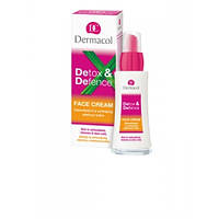 Dermacol Detox&Defence Детоксицирующий и защитный крем для лица