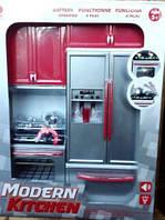 Детская кухня для куклы Modern kitchen