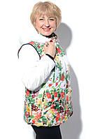 Куртка женская размер 48-56 белая