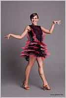 Платье для бальных танцев «Ретро-спектр»