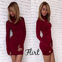 Платье мини гольф АГ 100865