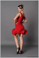 Одежда для танцев и тренировок. Сарафан латина «Венера»