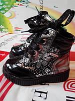 Зимние ботиночки для девочек