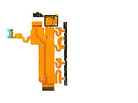 Шлейф для Sony C6902 L39h Xperia Z1/С6903/C6906/C6943, межплатный, с кнопкой включения, с кнопками громкости,