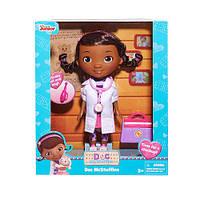 Doc McStuffins Doll Доктор Плюшева 20 см в белом халате