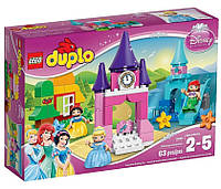 Lego Duplo Коллекция Принцессы Диснея 10596